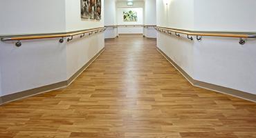 Flooring renovation service