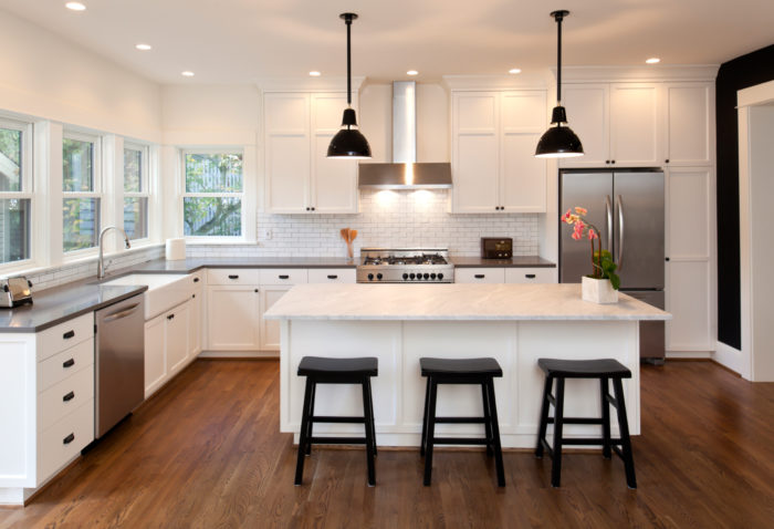 Affordable kitchen renovation services by Galveston Remodeling