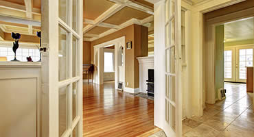 Interior remodeling service